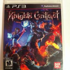 Vand Jocuri PS3 Ubisoft, playstation 3, aventura, actiune, sport, horror, KNIGHTS CONTRACT, 16+, Single player