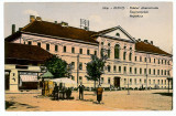 2175 - Timis, LUGOJ, Hall, boutiques, stalls - old postcard - unused, Necirculata, Printata
