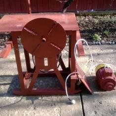 Vand circular ( masa, ax si motor) - Fierastrau circular