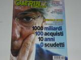 Revista fotbal GUERIN SPORTIVO (Italia) 01.-07.02.2005
