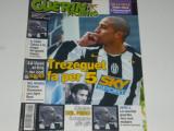 Revista fotbal GUERIN SPORTIVO (Italia) 25-31.01.2005