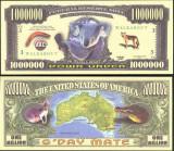 USA 1 Million Dollars Koala