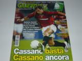 Revista fotbal GUERIN SPORTIVO (Italia) 12.-18.10.2004