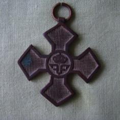 Decoratia Crucea Comemorativa 1916-1918