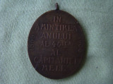 "Medalia Jubiliara ""Carol I Rege al Romaniei 1866-1906"" - 3"