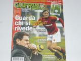 Revista fotbal GUERIN SPORTIVO (Italia) 01-07.03.2005
