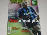 Revista fotbal GUERIN SPORTIVO (Italia) 23-29.11.2004