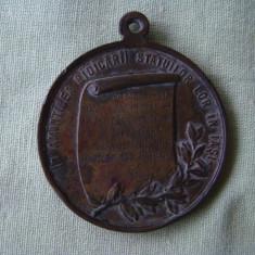 Medalia Cuza-Kogalniceanu - Statuile lor in Iasi