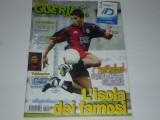 Revista fotbal GUERIN SPORTIVO (Italia) 05.-11.10.2004
