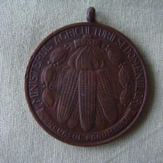 Medalia Concursul Porumbului - 1939