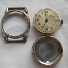 Vechi Ceas Mecanic RUHLA UMF Germania Democrata - Ceas de mana