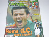 Revista fotbal GUERIN SPORTIVO (Italia) 21-27.09.2004