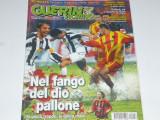 Revista fotbal GUERIN SPORTIVO (Italia) 16-22.11.2004