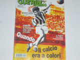 Revista fotbal GUERIN SPORTIVO (Italia) 22-28.02.2005