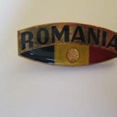 INSIGNA ROMANIA ANII 80