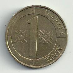 FINLANDA 1 MARCA MARK MARKKA 1994 [3] Livrare in cartonas!, Europa