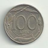 ITALIA 100 LIRE 1993 [2] Livrare in cartonas!, Europa