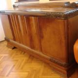 Bufet lemn, Comode si bufete, Art Deco, 1900 - 1949