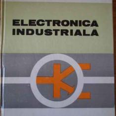 Electronica Industriala - P. Constantin V. Buzuloiu C. Radoi E. Ceanga V. Ne, 308627 - Carti Electrotehnica