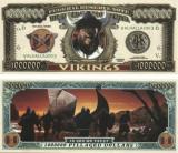 USA 1 Million Dollars Vikingii UNC