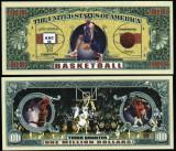 USA 1 Million Dollars Bascet UNC