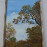 Frumoasa pictura semnata A. Vikman - Pictor strain