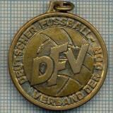 ATAM2001 MEDALIE 344- SPORTIVA - FEDERATIA DE FOTBAL A REPUBLICII DEMOCRATE GERMANE -DEUTSCHER FUSSBALL -VERBAND DER DDR-starea care se vede