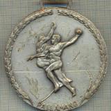 ATAM2001 MEDALIE 392 -SPORTIVA - HANDBAL -CAMPIONATO ITALIANO -PALLAMANO -HANDBALL - 1977 -HANDBALISTII SUNT NUD - starea care se vede