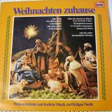 Wehnachten zuhause - Colinde craciun Vinil LP
