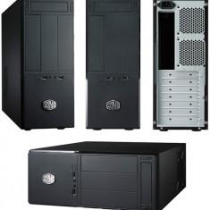 * Carcasa Cooler Master Elite 361 + 2 ventilatoare 120mm + Sursa Antec Earthwatts EA-500D  500W