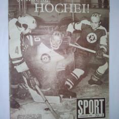 Revista SPORT Nr. 1 / 1975 Articol : Ilie Nastase in fata unui nou sezon BOX