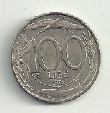 ITALIA 100 LIRE 1996 [2] Livrare in cartonas!, Europa