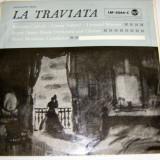 Opera Traviata Vinil LP