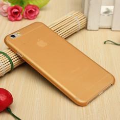 "Husa portocalie subtire Iphone 6 4,7"""