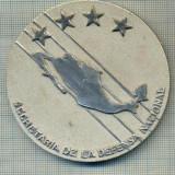 ATAM2001 MEDALIE 438 - SECRETARIA DE LA DEFENSA NACIONAL -DEPARTAMENTUL APARARII NATIONALE -SPANIA -DECERNATA DR. GAVRILA BARANI- starea care se vede