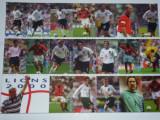 Carte postala fotbal-foto ANGLIA 2000