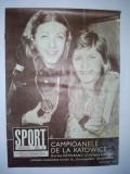 Revista SPORT Nr. 3 / 1975 Articole : Rugby - incotro se va indrepta titlul ?
