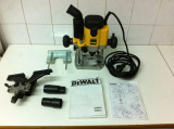 Masina de Frezat Marca DEWALT DW621 QS01 este noua