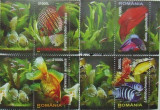LOT TIMBRE ROMANIA - PESTI EXOTICI 2005 - RO 0076