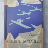 Vanatorii din GOLFUL MELVILLE - Carte de calatorie