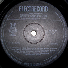 Petre Ispirescu - Basme - Tinerete Fara Batranete Si Viata Fara De Moarte / Praslea Cel Viteaz Si Merele De Aur (Vinyl) - Muzica pentru copii electrecord, VINIL
