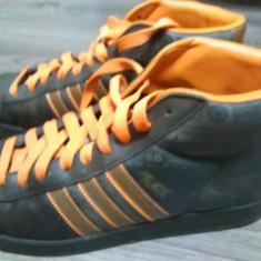 Adidas Originals Superstar Hi editie limitata Pro Model IEFTIN - Adidasi barbati, Marime: 42, Culoare: Khaki, Piele naturala