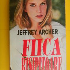 FIICA RISIPITOARE Jeffrey Archer - Roman, Anul publicarii: 1994
