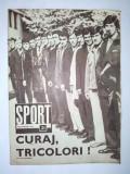 Revista SPORT Nr. 21 / 1970 Articol : CFR Timisoara BOX