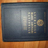 Lucrarile marii adunari nationale 1955