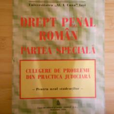 TUDOREL TOADER--DREPT PENAL ROMAN - PARTEA SPECIALA - Carte Drept penal