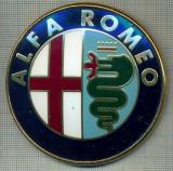 ATAM2001 MEDALIE 488  - EMBLEMA AUTOMOBILISTICA - ALFA ROMEO  -starea care se vede