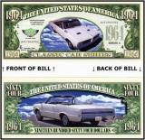 USA 1964 Dollars Pontiac UNC