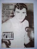 Revista SPORT Nr. 11 / 1971 BOX