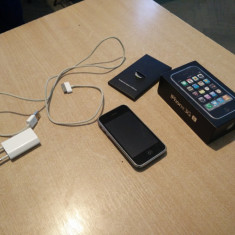 Smartphone Apple iPhone 3GS 32 GB, Negru, Neblocat
